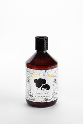 Laundry Vinegar Lemonsoda