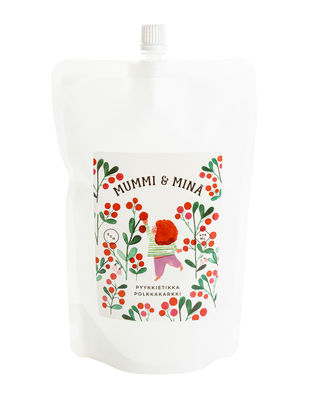 Laundry Vinegar Polka Candy 475 ml, refill bag